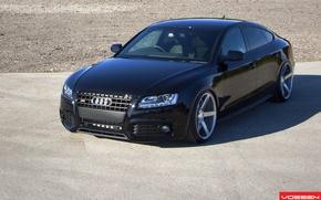 Picture Audi, Audi A5, drives, vossen