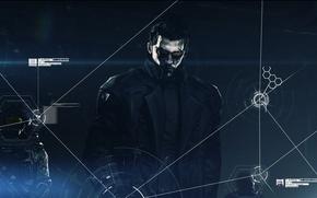 Picture Deus Ex, Human Revolution, Adam Jensen, Eidos Interactive