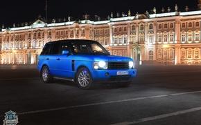 Picture Land Rover, Pintoresca, Academeg, Academic, Pontorezka