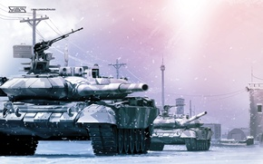 Picture Tank, T-90, Uralvagonzavod