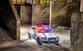 Wallpaper 2015, Police, Before, RS 4, Audi, police, Audi