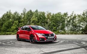 Picture Honda, Honda, Civic, UK-spec, civici, Type R