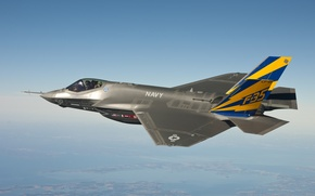 Picture the plane, height, fighter, F-35