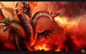 Picture the game, hon, dota, heroes of newerts, draconis