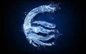 Picture water, symbol, the last airbender, the last airbender