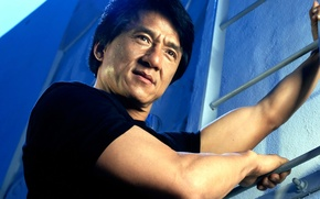 Picture actor, singer, Jackie Chan, martial arts, Comedy, militants