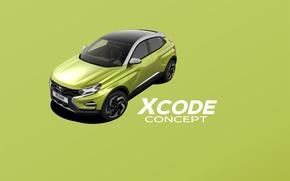 Picture concept, the concept, VAZ, lada, Lada, AVTOVAZ, Lada ixkd, lada Xcode