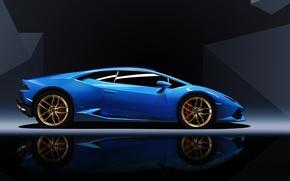 Picture Lamborghini, sports car, Huracan, Lamborghini Huracan