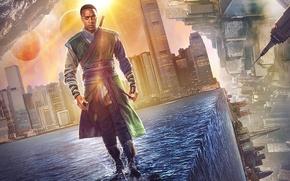 Picture Marvel, Movie, Chiwetel Ejiofor, Doctor Strange, Baron Mordo