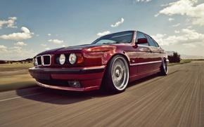Picture BMW, E34