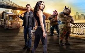 Picture cinema, movie, Teenage Mutant Ninja Turtles, film, Arrow, Teenage Mutant Ninja Turtles 2, by sachso74