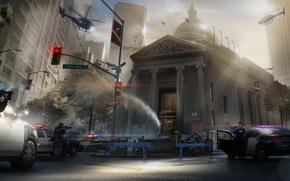 Picture Art, Electronic Arts, Visceral Games, Battlefield Hardline