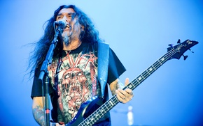 Picture Slayer, Rock, Tom Araya