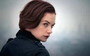 Picture look, actress, the series, serial, luther, Luther, alice morgan, ruth wilson, Ruth Wilson, Alice Morgan