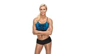 Picture WWE, blonde, Charlotte divas champion