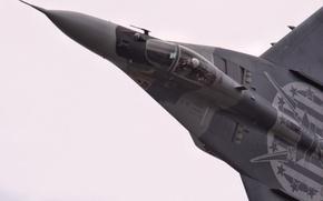 Wallpaper MiG-29, cabin, The MiG-29, fighter, multipurpose