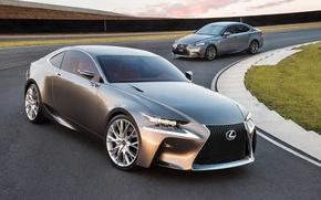 Picture Concept, Wallpaper, Lexus, cars, Lexus, and, LF-CC, Lexus IS350