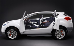 Picture Concept, Ford, Iosis-X