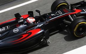 Picture McLaren, Honda, Formula 1, Jenson Button