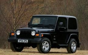 Picture auto, wrangler, Jeep, sahara