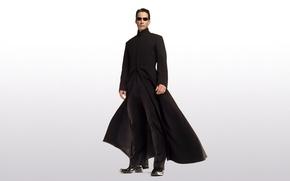 Picture male, Matrix, actor, Neo, keanu reeves, Keanu Reeves, matrix.neo