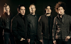 Picture music, industrial, nin, trent reznor, nine inch nails, NIИ