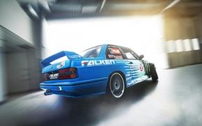 Picture BMW, E30, Hawks, Side Yordanov, Drifting, Alexander Yazov's