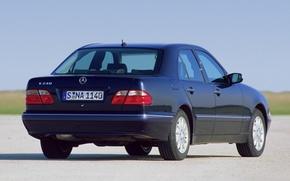 Picture Mercedes-Benz, Mercedes, E-class, E-Class, 1999, E-class, W210, Executivklasse, Lupato, Eyed, E240