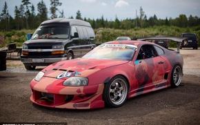 Picture turbo, supra, drift, toyota, tuning, race