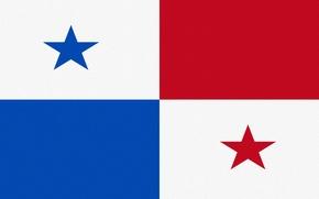Picture Stars, Flag, Photoshop, Panama, Panama