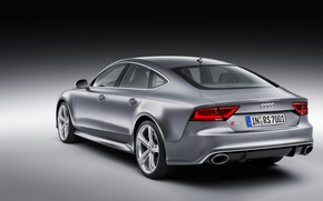 Picture Audi, Sportback, 2014, RS7
