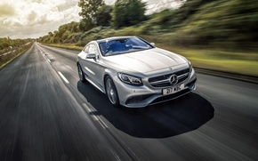 Picture Mercedes-Benz, Mercedes, AMG, Coupe, AMG, S-Class, 2015, C217