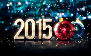 Picture New Year, Christmas, Christmas, New Year, Happy, 2015, Merry