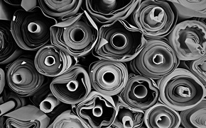 Picture pattern, black and white, material, sheets, b/w, matter, raw material, textile