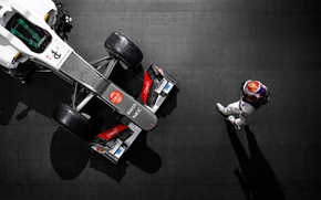 Wallpaper top, pilot, Formula1, Clean, Zauber