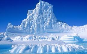 Picture Snow, Ice, Antarctica