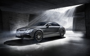 Picture Mercedes-Benz, Mercedes, AMG, C218, CLS-Class