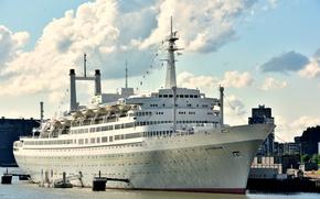 Picture the city, ship, Marina, ROTTERDAM