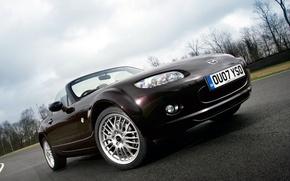 Picture Mazda, track, ZSport