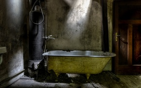 Picture background, interior, bath