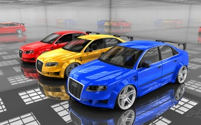 Picture auto, audi, cars