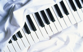 Picture music, music, keys