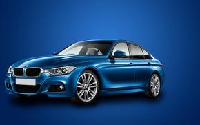 Picture auto, machine, BMW, minimalism, cars
