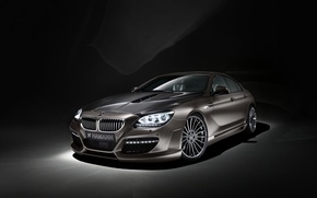 Picture BMW, Tuning, Sedan, Lights, Hamann, Coupe, The front