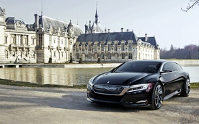 Picture the concept, citroen, Citroen, concept 2012, numero, number 9