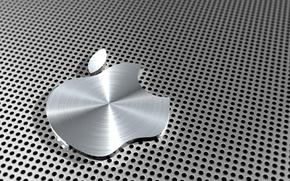 Wallpaper Apple, Apple, EPL, Aluminium