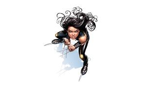 Picture X-Men, Marvel, X-23, Laura Kinney