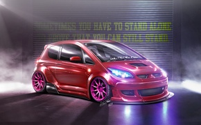 Picture Mitsubishi, Colt, 1.5 Turbo, by EmreFast, To ka