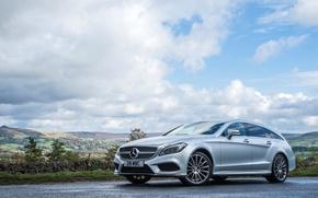 Picture CLS, Mercedes, Benz, 350
