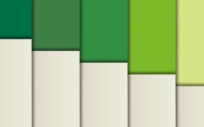 Picture white, green, background, texture, geometry, green